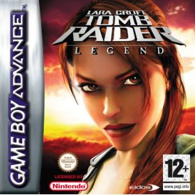 Eidos Tomb Raider Legend GBA product image