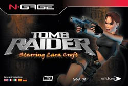 Ngage Tomb Raider - CLICK FOR MORE INFORMATION