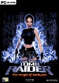 EIDOS Tomb Raider The Angel of Darkness PC