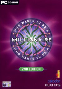 EIDOS Who Wants To Be a Millionaire 2nd Edition PC