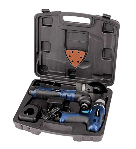 Einhell 4419207 Multi-Tool and Drill Kit with Battery product image