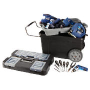Einhell Blue 5 piece tool kit product image