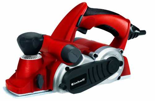 Einhell EINRTPL82 240V Electric Planer with 3mm Max Cut and Dust Bag product image