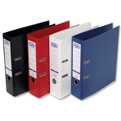 CLIC Lever Arch File Secure Closure