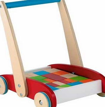 ELC Wooden Toddle Truck product image