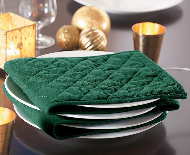 Dinner Plate Warmers Electric ~ Hand warmer