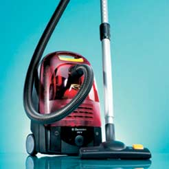 Cyclonic Bagless Vacuum Cleaner