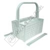White Dishwasher Cutlery Basket