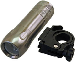 Ring Cyba Lite Torch Eco Wind Up Torch Charger