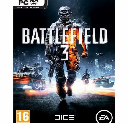 Electronic Arts Battlefield 3 (PC DVD)