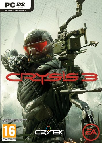 Electronic Arts Crysis 3 (PC DVD)