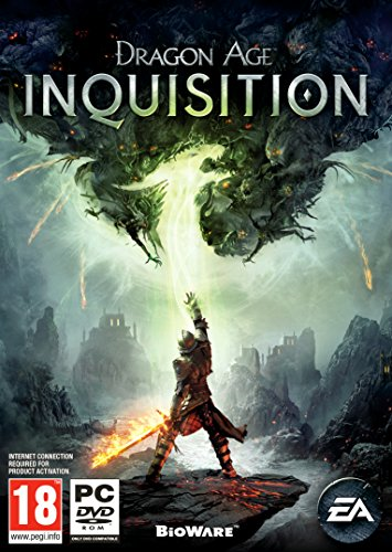 Electronic Arts Dragon Age Inquisition (PC DVD)