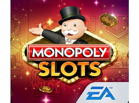 Electronic Arts MONOPOLY Slots: FREE VEGAS STYLE CASINO SLOTS GAME amp; SPIN to WIN TOURNAMENTS