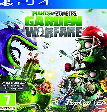 Electronic Arts Plants Vs Zombies Garden Warfare (Playstation 4)