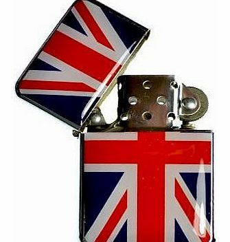 Elgate Products Limited Union Jack Windproof Lighter