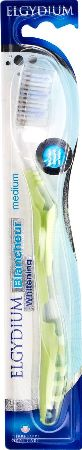 Elgydium, 2102[^]0106128 Whitening Toothbrush Medium