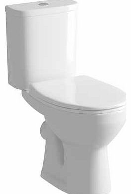 Eliana Caraway Toilet with Soft Close Seat