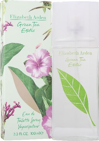 Elizabeth Arden, 2102[^]0091084 Green Tea Exotic Eau De Toilette