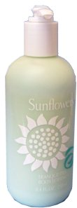 Sunflowers Body Lotion Pump 250ml Tranquilities