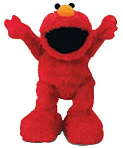 This brilliant new Elmo tells stories, makes jokes, plays games and sings...but with a new twist! He - CLICK FOR MORE INFORMATION