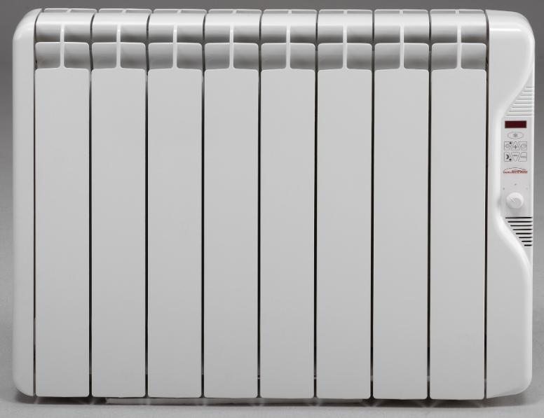 elnur rt8e 1kw 74cm designer electric radiatorjpg - Designer Electric Wall Heaters