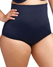 Elomi, 1295[^]229093 Isis High Waisted Brief - Navy
