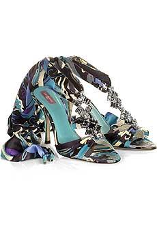 Emilio Ladies Shoes