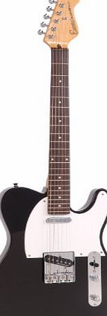 Encore Electric Guitar Outfit Gloss Black