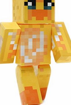 EnderToys Sqaishey - 4`` Action Figure Toy, Plastic Craft by EnderToys