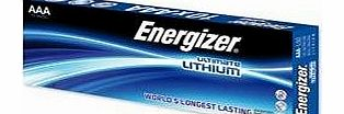 Energizer Ultimate Lithium AAA Battery