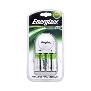 energizer compact battery charger manual