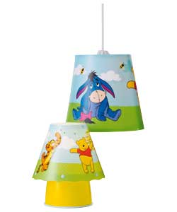 energy Save Winnie the Pooh 2 Piece Lighting Set product image
