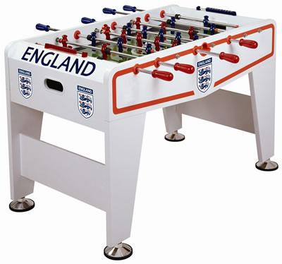 England table football for English football tables