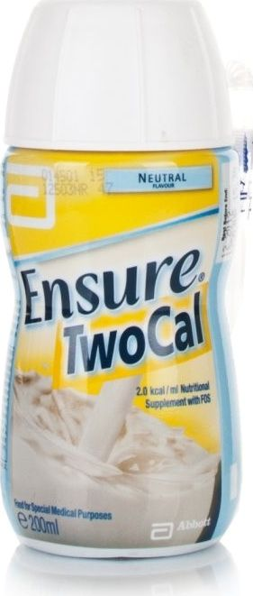 Ensure, 2102[^]0070437 Plus TwoCal Neutral