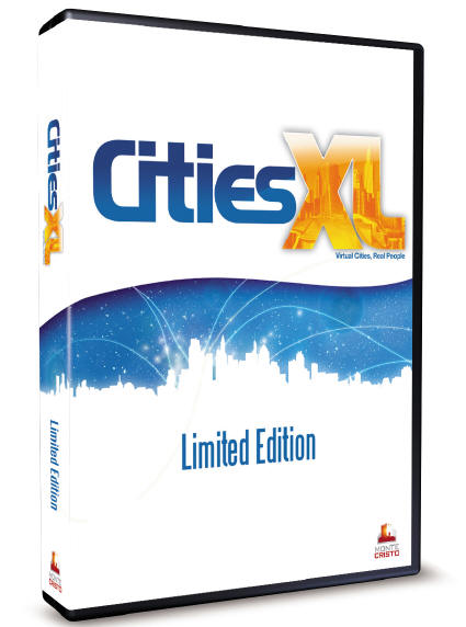 Eon Cities XL Limited Edition PC