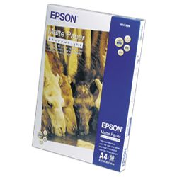 Epson Double Sided Photo Paper 178gsm White product image