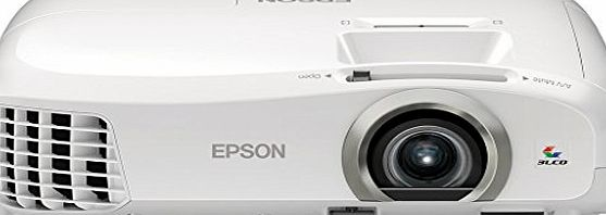 Epson EH-TW5300 Data Projector (16:9, 864-8433 mm (34-332 Inches), AC, 1.62-1.95 m, 35000:1, 3LCD) EU Version
