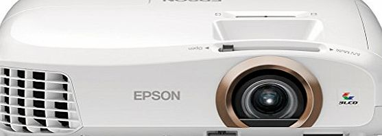 Epson EH-TW5350 Data Projector (2200 ANSI Lumens, 3LCD, 1080p (1920 x 1080), 4000 h, 224 W, Manual) EU Version