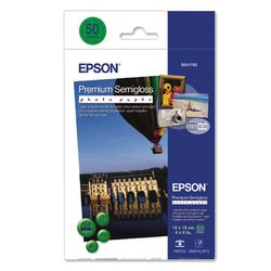 Epson Inkjet Photo Paper 251gsm White Semi