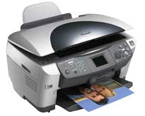 Reset Counter Epson RX600, RX620 and RX630