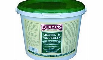 Equimins Linseed amp; Fenugreek, Equimins, Horse Nutrition, Herbal Products 3kg