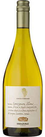 Errazuriz Single Vineyard Sauvignon Blanc 2012, product image