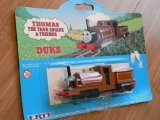 ERTL THOMAS THE TANK and FRIENDS, DUKE (DIE CAST)