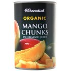 Trading Mango Chunks in Organic Juice