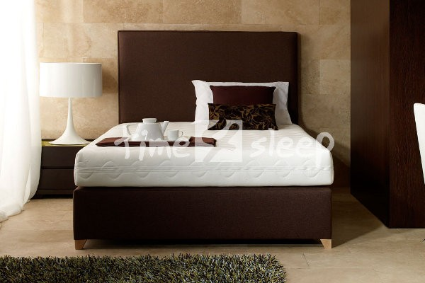 Europa divan beds for Divan bed base with headboard