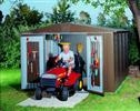 Shed Size 7: Bike storage solution for two cycles - Steel