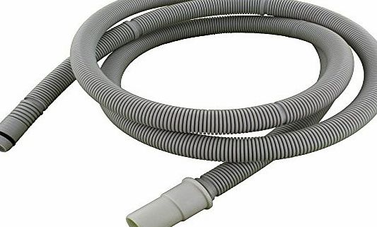 Europart Non Original Bosch Drain Outlet Hose and Hook Fits Neff/Siemens Classic Design Dishwasher Series