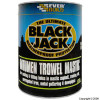 Bitumen Trowel Mastic is a trowel applied black heavily filled bituminous compound with added fibres for reinforcement. The product forms a surface skin, but the mass below remains soft to allow for moderate movement. Suitable for sealing and filling - CLICK FOR MORE INFORMATION