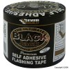 Black Jack Self adhesive flashing with natural lead-look finish. Each roll contains a 250ml tin of primer. Suitable for general flashing applications, roofing repairs, sealing glazing bars, sealing leaks in gutters, down pipes, caravan seams and vari - CLICK FOR MORE INFORMATION