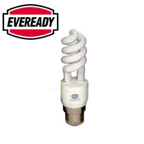 11W Bayonet Spirals Energy Saving Lamp